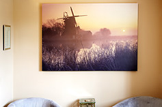 Tom Mackie Images, Product; canvas prints