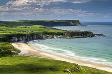 County Antrim Coast, N. Ireland