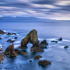 Crohy Sea Arch, Co. Donegal, Ireland