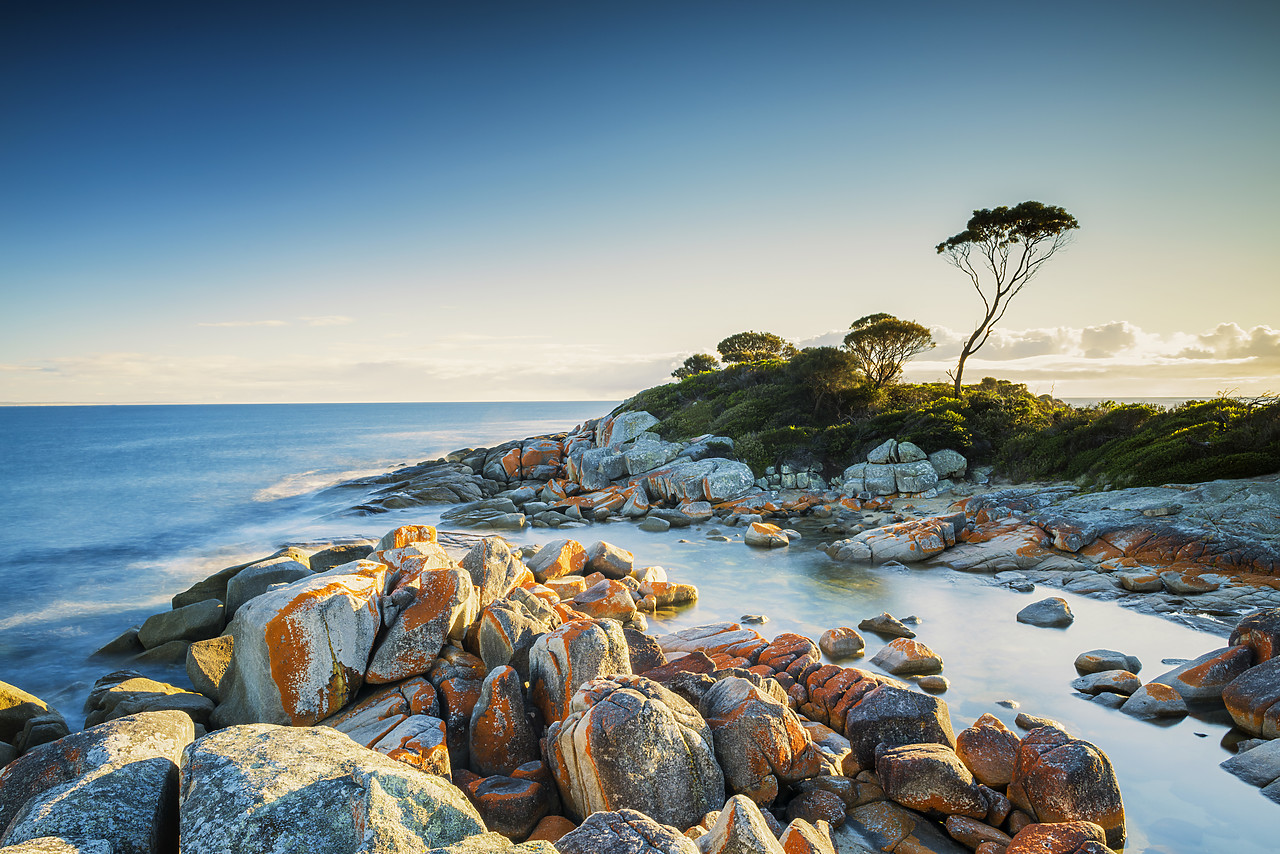 #160075-1 - Bay of Fires, Binalong Bay, Tasmania