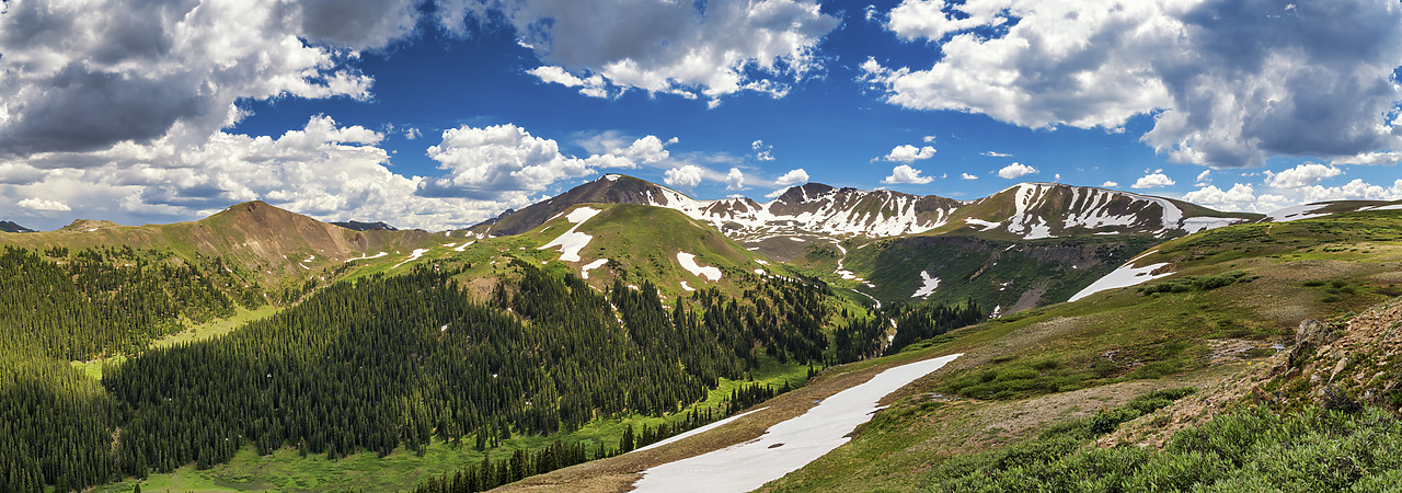 #190252-1 - Continental Divide, Independence Pass, Colorado, USA