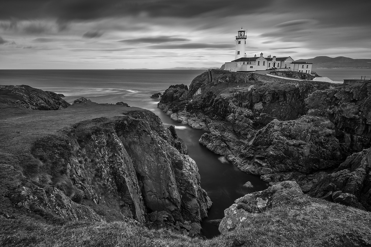 #190308-1 - Fanad Head Lighthouse, County Donegal, Ireland