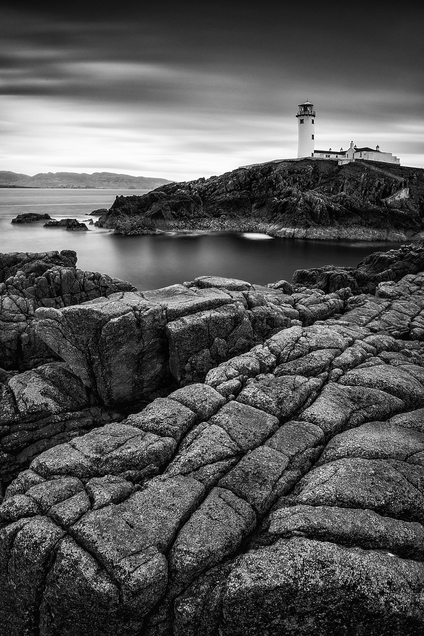 #190310-2 - Fanad Head Lighthouse, County Donegal, Ireland