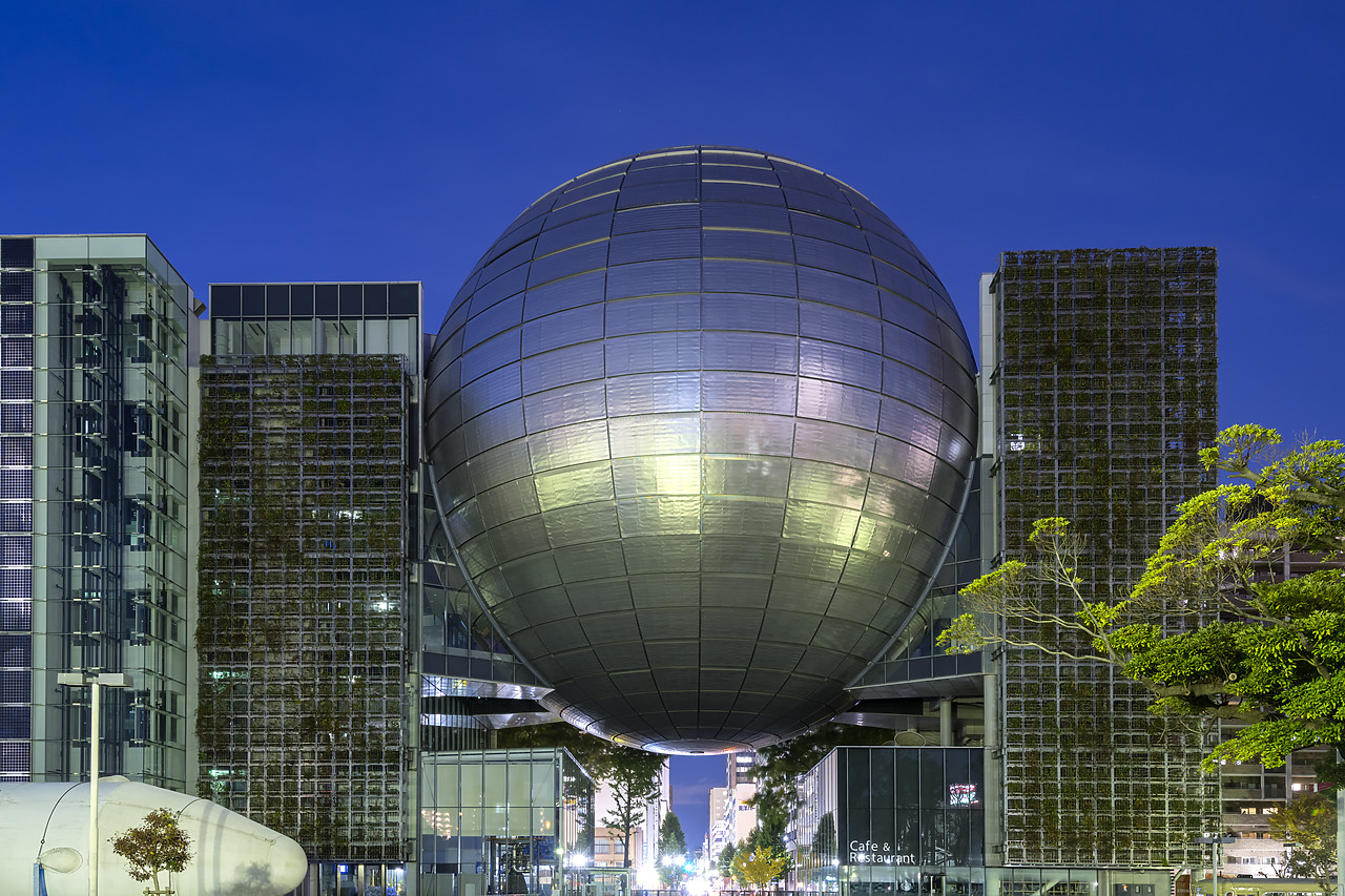 #190731-1 - Science Museum and Planetarium, Nagoya City, Aichi, Honshu, Japan